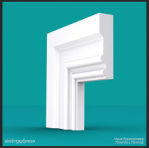 Colonial Architrave