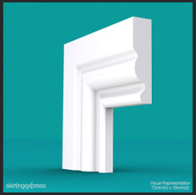 Ogee III Architrave