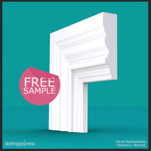 Profile 440 Architrave Sample