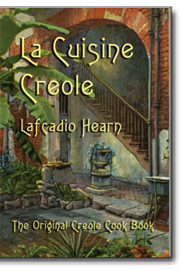 "La Cuisine Creole. From jambalaya, to gumbo to meats and desserts, this is the delicious ""how to"" book for great tasting Creole dining."