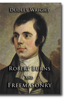 """Robert Burns (1759-1796) the Scottish poet, lyricist and Freemason, gave us such classics as """"Auld Lang Syne"""" and countless poems is remembered for his Masonic contributions by English Masonic historian Dudley Wright. Includes, """"The Spirit of Bro. Robert Burns"""" by Joseph Fort Newton."""