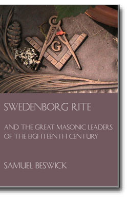 """The """"Swedenborg Rite"""" along with European Grand Masters, Scottish Rite Grand Commanders and the times they existed are examined in this well written study."""