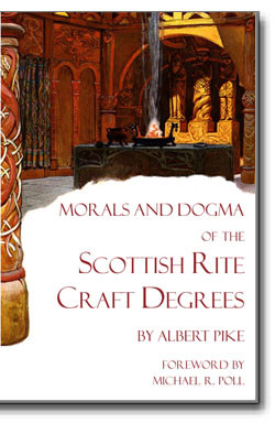 The philosophy of the Entered Apprentice, Fellowcraft and Master Mason degrees of the Ancient and Accepted Scottish Rite are explored, analyzed and interpreted in this work by Albert Pike.