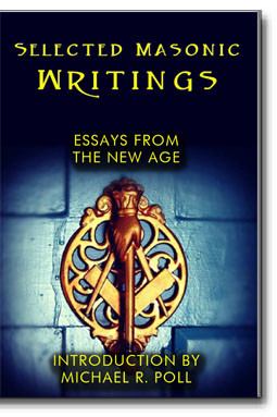 """Collected writings from rare and out of print early editions of """"The New Age Magazine."""" Priceless essays from the powerful pens of Robert Freke Gould; Joseph Fort Newton; Oswald Wirth; Theodore Roosevelt; Ray Baker Harris; Charles Lobingier; William Boyden and J.C. Penny. A treasure trove of Masonic literature."""