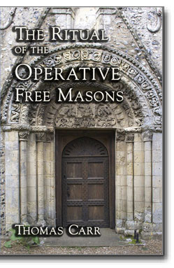 Intriguing look into the working of the old Operative Masonic Lodges, including practices, rituals and Lodge layout.
