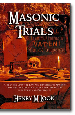 This is a useful and comprehensive handbook on the subject of Masonic trials in Lodges, Chapters and Commandaries.