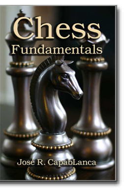 """This is a photographic reproduction of Capablanca's 1921 classic """"Chess Fundamentals"""" considered by later World Chess Champion, Mikhail Botvinnik, as the best chess book ever written."""