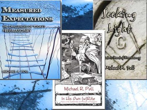 Michael R. Poll Masonic Book Bundle.