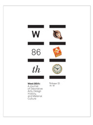West 86th: Volume 21, No. 02 (Fall–Winter 2014)