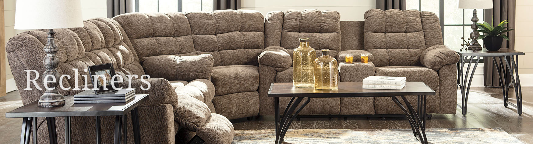 Living Room - Recliners - Lee Furniture