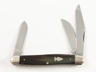 Northwoods Knife Bone Handle Pocket Knife Dlt Trading