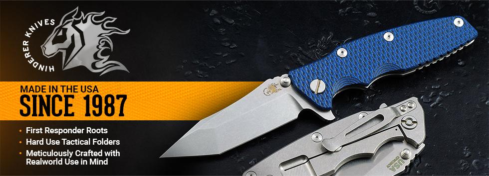 Rick Hinderer Knives