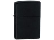 Zippo Black Matte Lighter