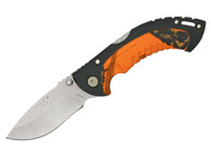 Buck 395 Folding Omni Hunter 10PT - Blaze Orange Camo