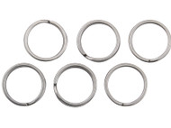 Swiss Army Large Split Ring - 6 Pack