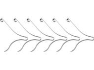 Swiss Army Small Scissor Spring - 6 Pack