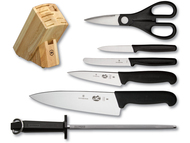 Victorinox 7 Piece Block Set