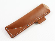 Bushcraft AA Sheath - Brown Left