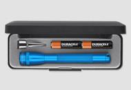 Mini Maglite AAA Flashlight with Presentation Box - Blue