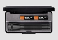Mini Maglite AA Flashlight with Presentation Box - Black