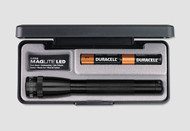 Mini Maglite AA LED Flashlight with Presentation Box - Black