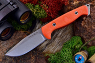 Ambush Sentry - Stonewashed - Blaze Orange G-10