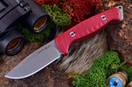 Ambush Sentry - Stonewashed - Sculpted Red G-10