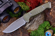 Ambush Sentry - Stonewashed - Sculpted Ranger Green G-10