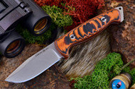 Ambush Sentry - Stonewashed - Sculpted Tigerstripe G-10