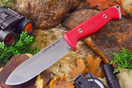 Ambush Alpha Gen 2 - Stonewashed - Red G-10