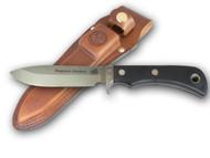 Knives of Alaska Magnum Alaskan Black Suregrip