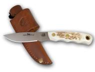 Knives of Alaska Alpha Wolf D2 Stag