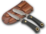 Knives of Alaska Muskrat / Cub Combo Suregrip