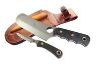 Knives of Alaska Brown Bear / Cub Bear Black Suregrip Combo