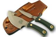 Knives of Alaska Light Hunter / Cub Bear Black Suregrip Combo