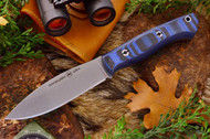 Ambush Tundra - Stonewashed - Black & Blue G-10