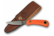 Knives of Alaska Cub Bear D2 Orange Suregrip