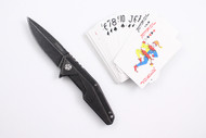 Kershaw Starter Series Knife & Playing Card Set