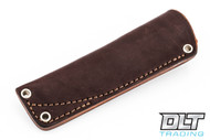 JRE Leather Belt Sheath - J - Left Hand