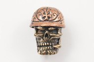 Lion ARMory Hell Rider Bead - Brass/Copper Limited Edition