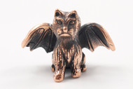Lion ARMory Kat-Bat Bead - Copper