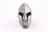 Enzo Leonidas Bead - Antique Nickel