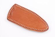 JX4 Bushbat Leather Sheath - Brown
