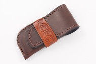 Great Eastern Leather Small Belt Sheath