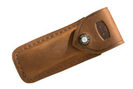 Buck 110 Folding Hunter Distressed Leather Sheath