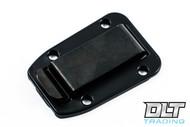 ESEE Candiru Optional Clip-Plate - Black