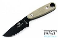 ESEE Izula II - Black Blade