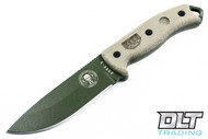 ESEE 5P - Olive Drab Blade - Knife Only