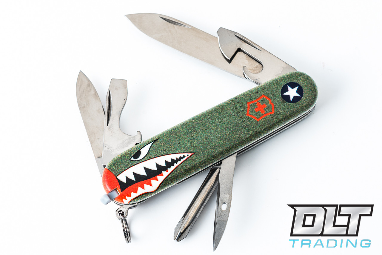 Swiss Army Knife Tinker Warhawk Knife Dlt Trading