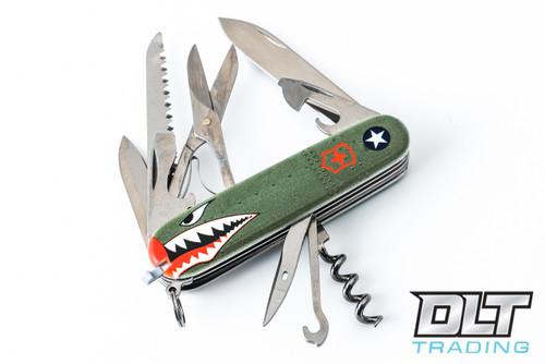 Swiss Army Huntsman Warhawk Dlt Trading